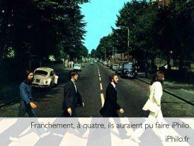 Beatles iPhilo