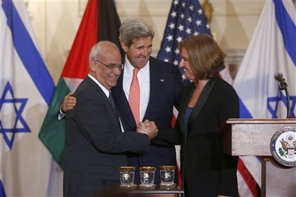 Les-negociations-israelo-palestiniennes