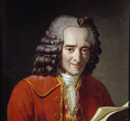 Voltaire Charlie Hebdo Fanatisme