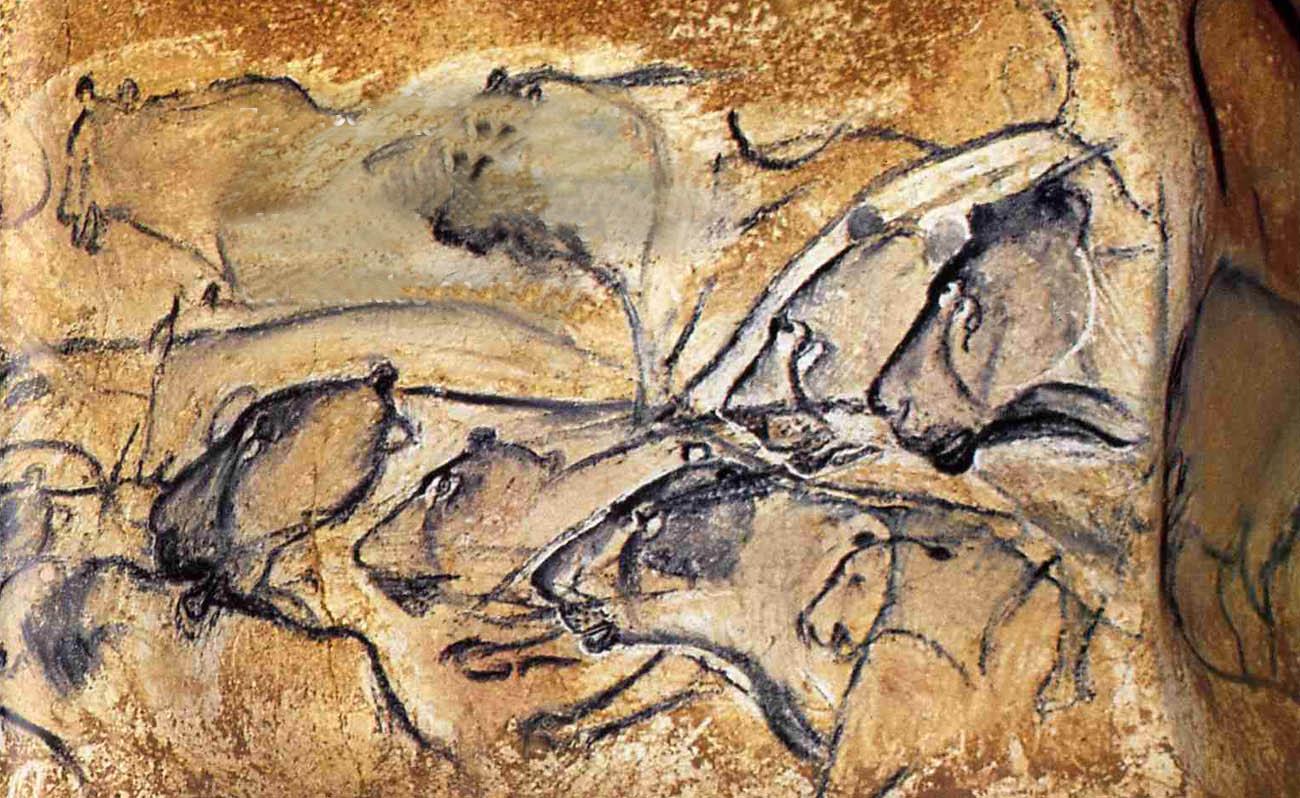 Gravure-Grotte-Chauvet